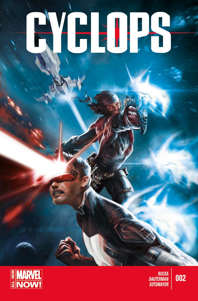 Cyclops (2014) #2