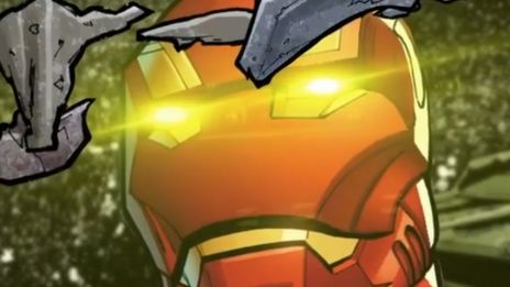 Marvel AR: Iron Man #9 Cover Recap