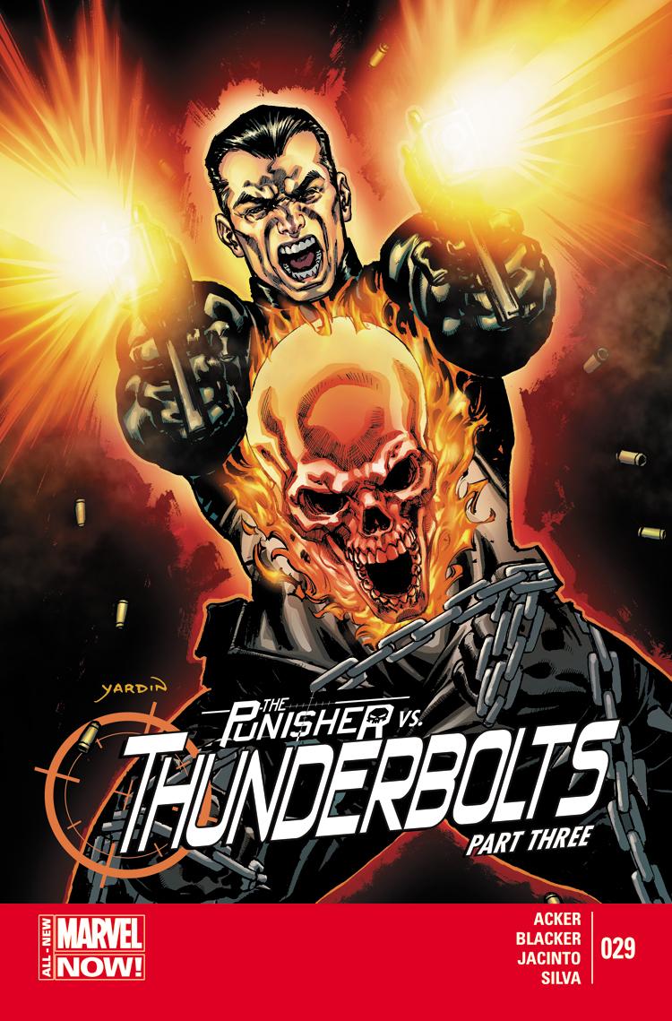 Thunderbolts (2012) #29