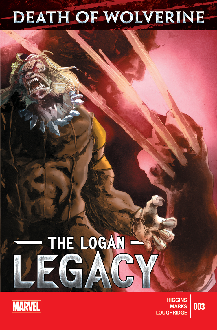 Death of Wolverine: The Logan Legacy (2014) #3