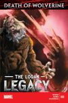 DEATH OF WOLVERINE: THE LOGAN LEGACY 3 (WITH DIGITAL CODE)