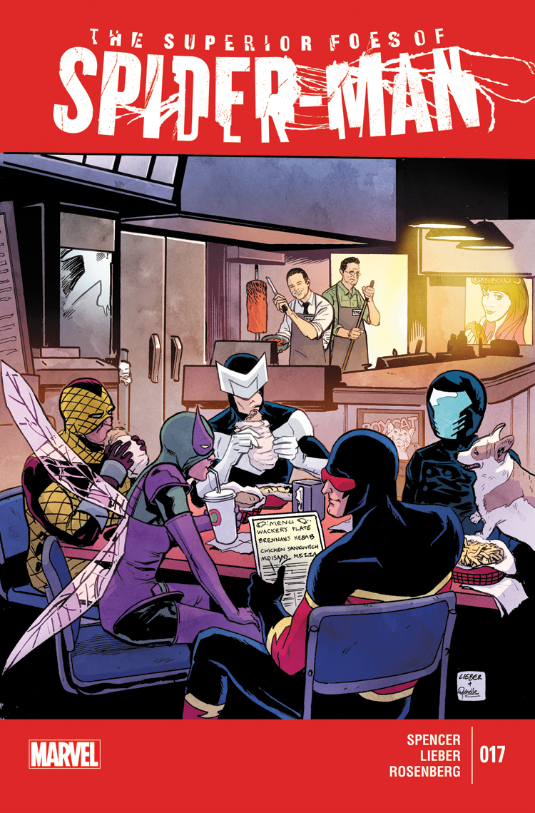 The Superior Foes of Spider-Man (2013) #17