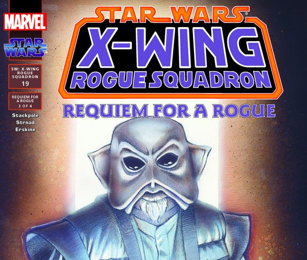Star Wars: X-Wing Rogue Squadron (1995) #19