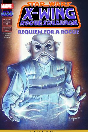 Star Wars: X-Wing Rogue Squadron #19