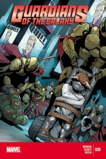 Guardians of the Galaxy #26