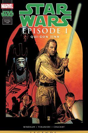STAR WARS: EPISODE I - QUI-GON JINN 1 (1999) #1