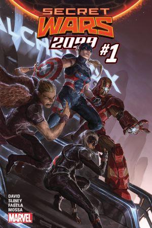 Secret Wars 2099 #1