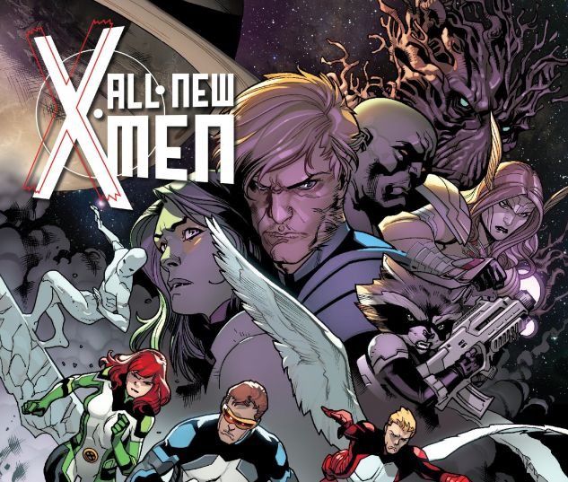 cover from All-New X-Men (2015)