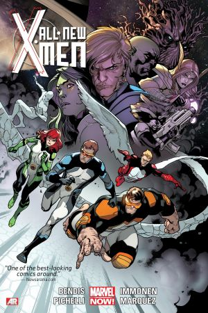 ALL-NEW X-MEN VOL. 3 HC (Hardcover)