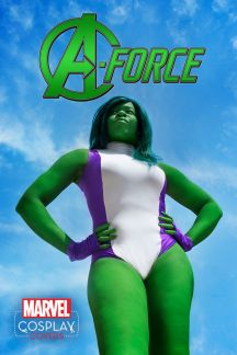 A-Force (2016) #1 (Cosplay Variant)