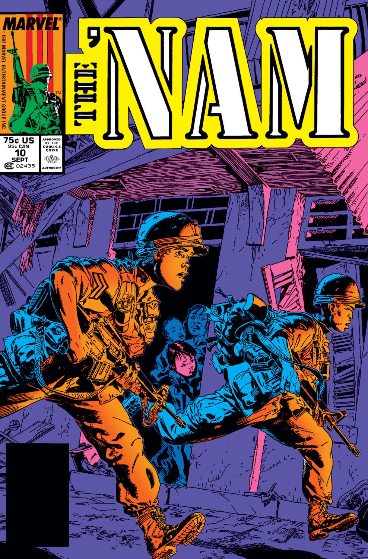 The 'NAM (1986) #10