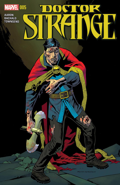 Doctor Strange (2015) #5