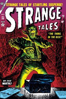 Strange Tales (1951) #30