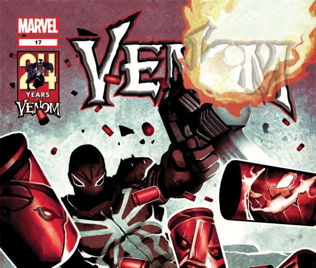 VENOM (2011) #17 Cover