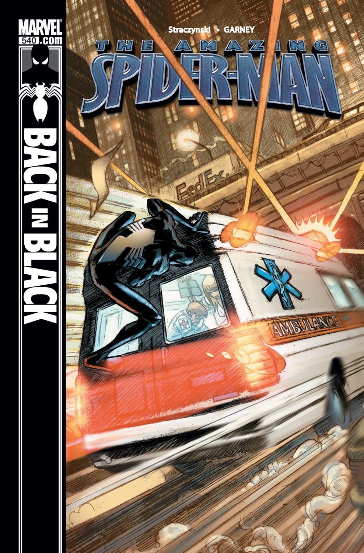 Amazing Spider-Man (1999) #540