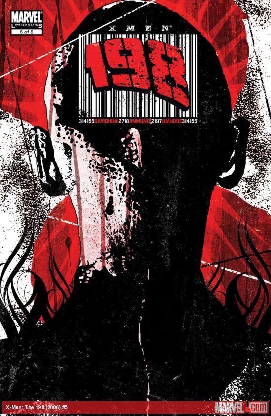 X-Men: The 198 (2006) #5