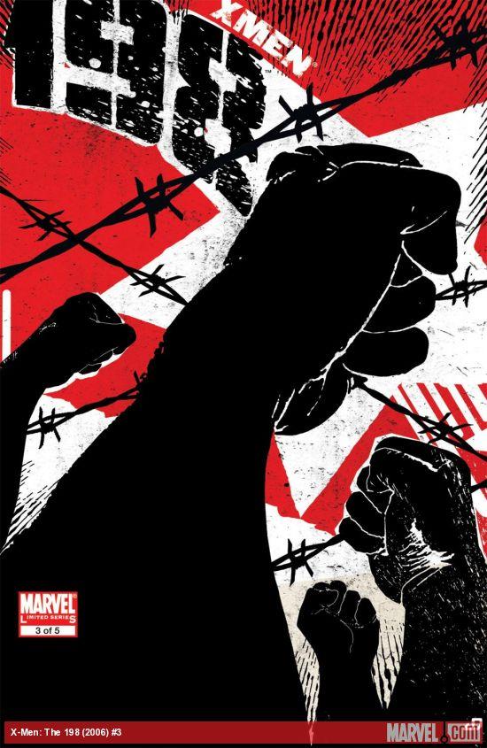 X-Men: The 198 (2006) #3