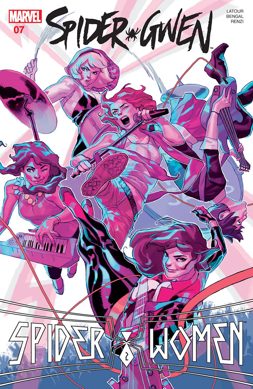 Spider-Gwen (2015) #7