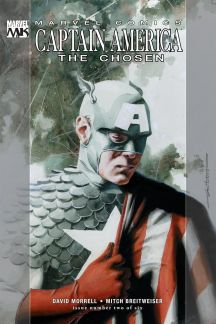 Captain America: The Chosen #2