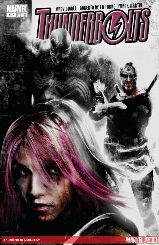 Thunderbolts (2006) #127