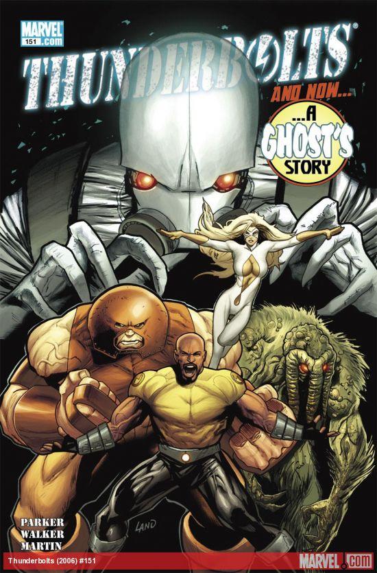 Thunderbolts (2006) #151