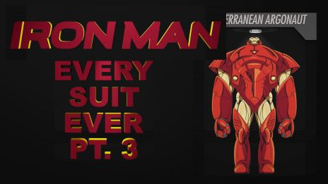 Iron Man Every Suit Ever Part 3