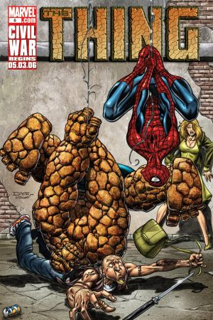 The Thing (2005) #6