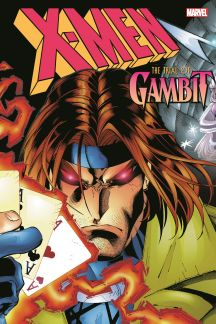 X-Men: The Trial of Gambit (Trade Paperback)