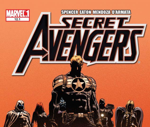 SECRET AVENGERS (2010) #12.1