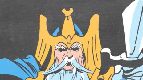 All-Father – Odin – Marvel 101