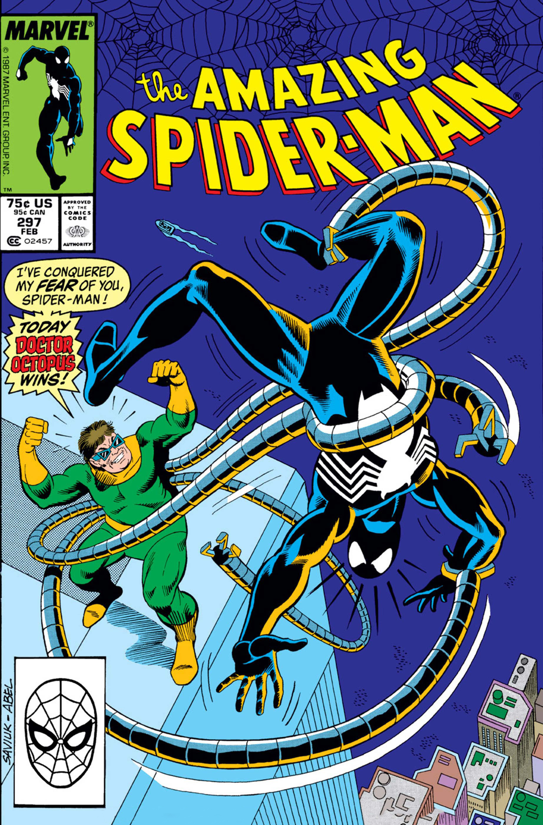 The Amazing Spider-Man (1963) #297