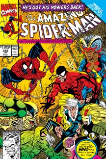 The Amazing Spider-Man (1963) #343