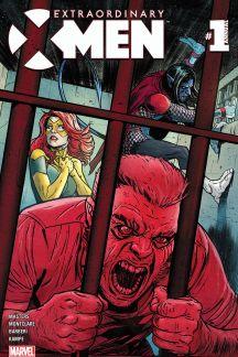 Extraordinary X-Men Annual (2016) #1