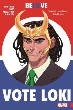 Vote Loki (Trade Paperback)