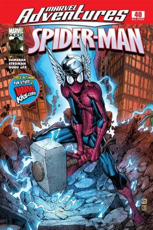 Marvel Adventures Spider-Man (2005) #40