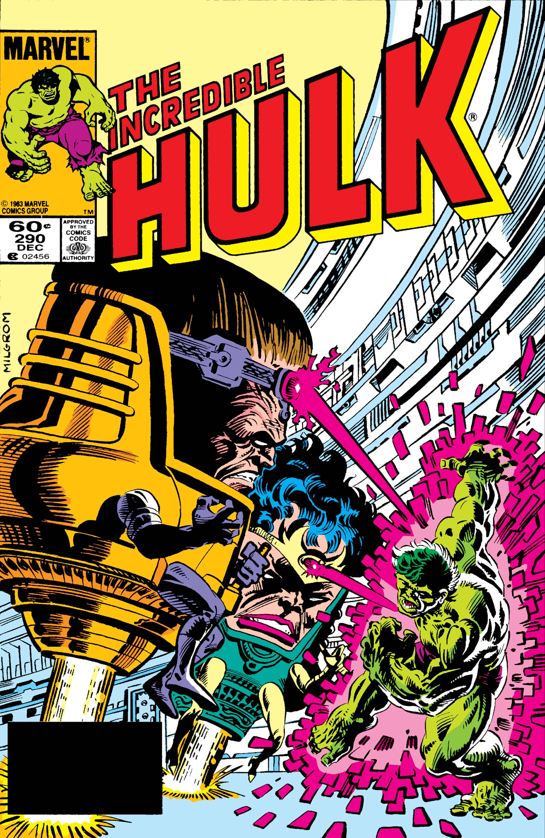 Incredible Hulk (1962) #290