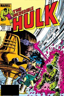 Incredible Hulk #290