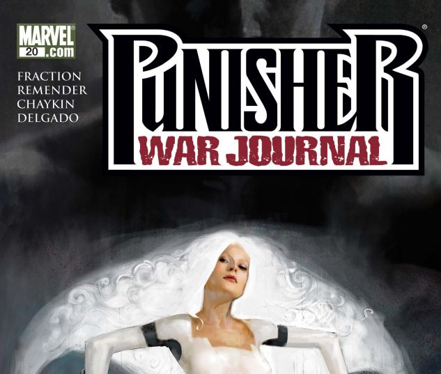 Punisher War Journal (2006) #20