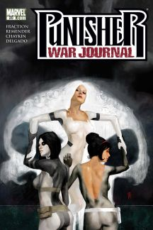Punisher War Journal #20
