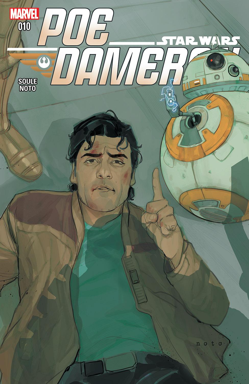 Star Wars: Poe Dameron (2016) #10
