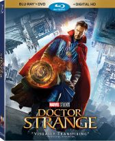 Doctor Strange on Blu-ray