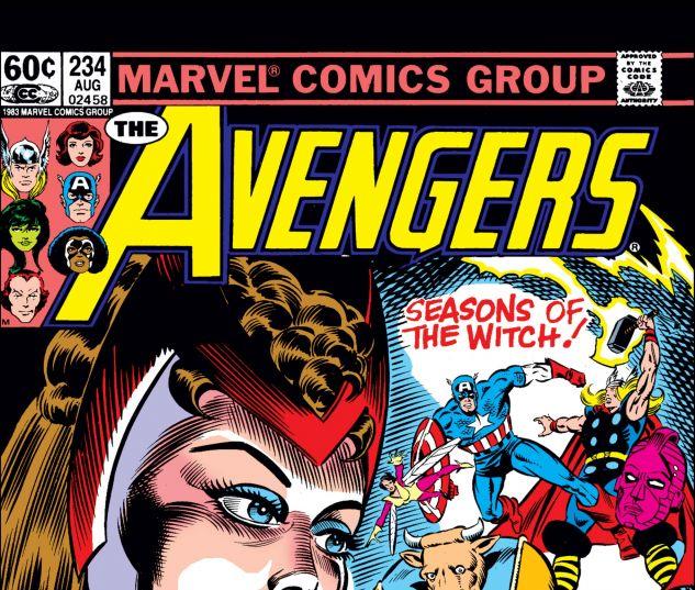 Avengers (1963) #234