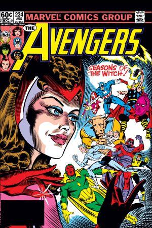 Avengers  #234