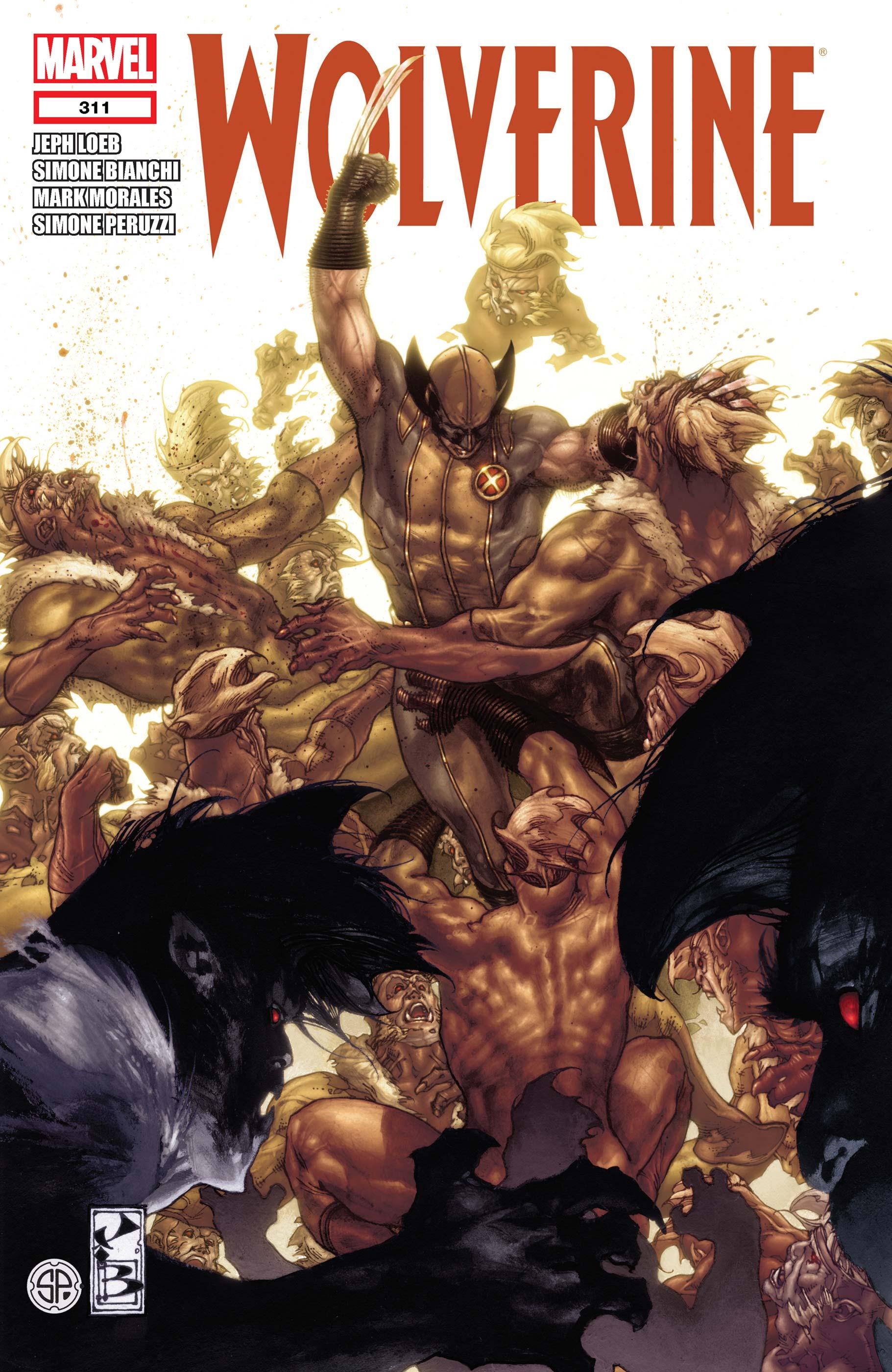 Wolverine (2010) #311