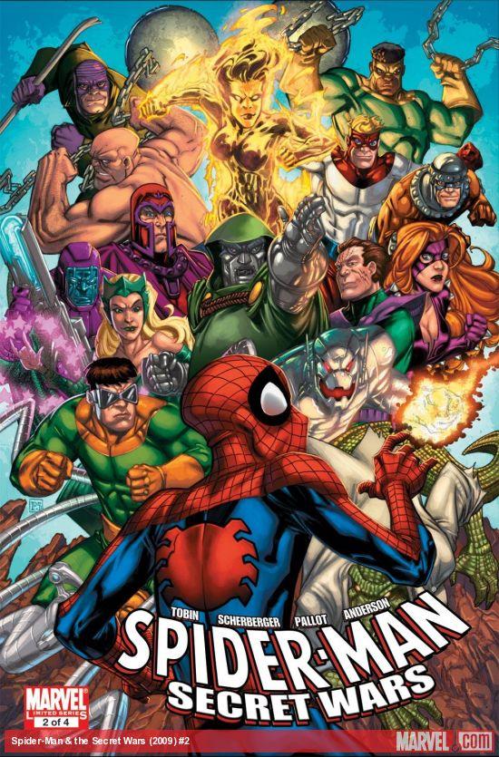 Spider-Man & the Secret Wars (2009) #2