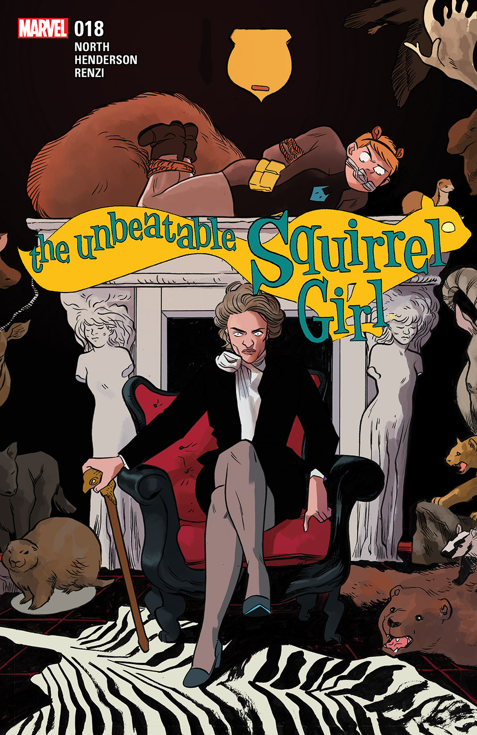 The Unbeatable Squirrel Girl (2015) #18