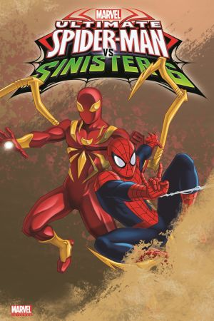 MARVEL UNIVERSE ULTIMATE SPIDER-MAN VS. THE SINISTER SIX VOL. 2 DIGEST (Digest)