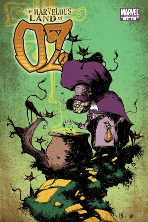 The Marvelous Land of Oz (2009) #7