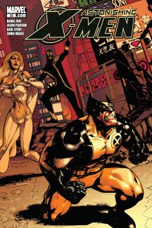 Astonishing X-Men (2004) #36