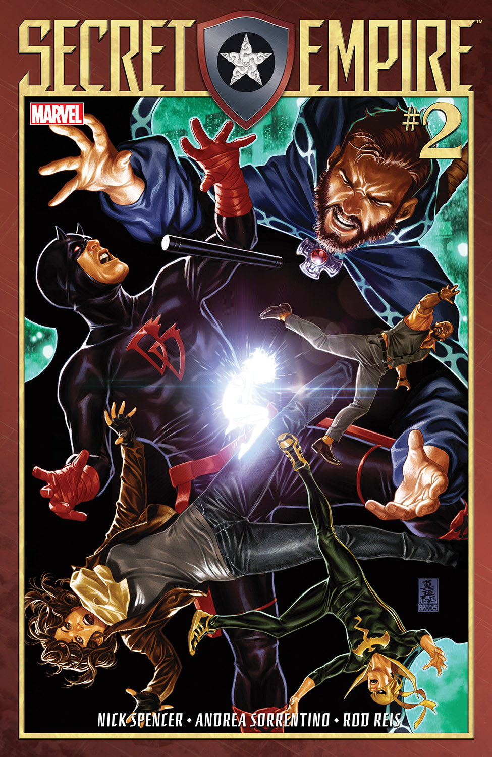 Secret Empire (2017) #2